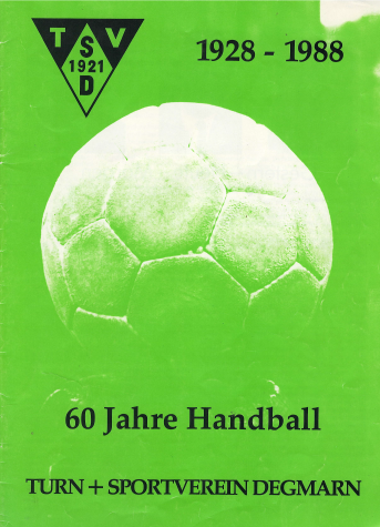 60 Jahre Handball - Journal